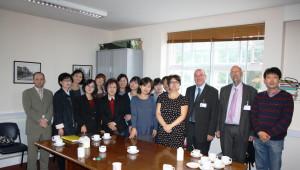 South Korean visit