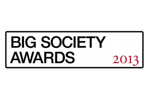 Pic 2 Big Society Award 2013