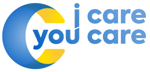 NHS I Care You Care logo