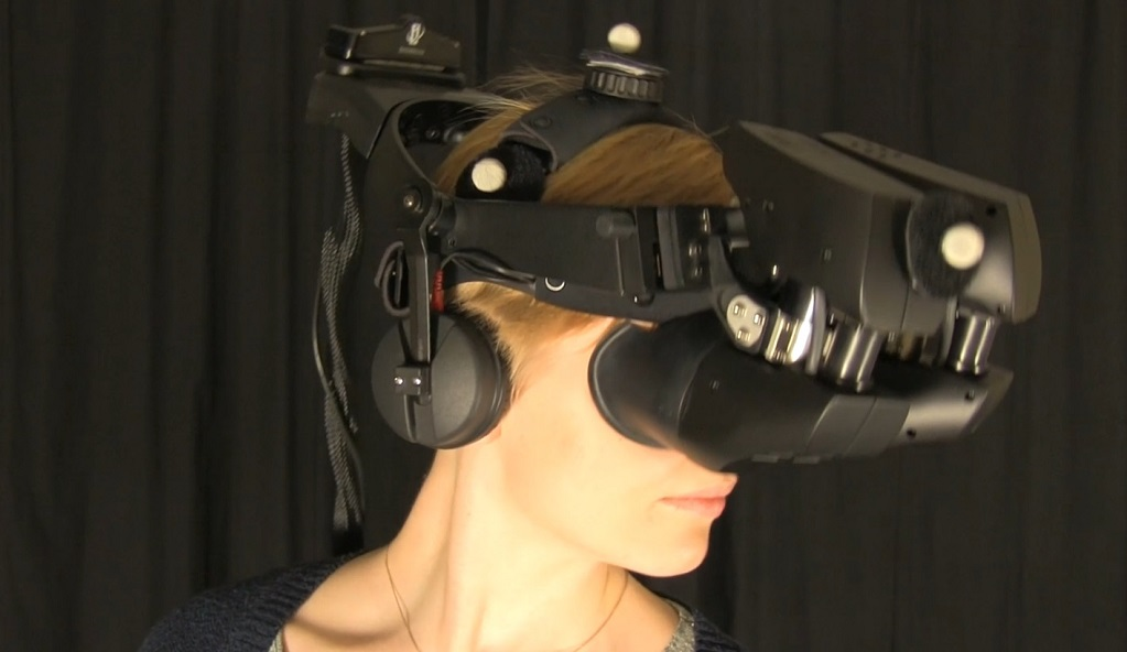 Virtual reality automatic therapy successful against fear of heights