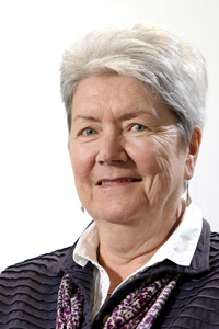 Photo of Anne Grocock