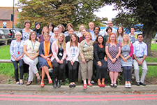 Members of the Older Adult Community Mental Health Team South Oxfordshire
