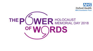 Holocaust Memorial Trust logo