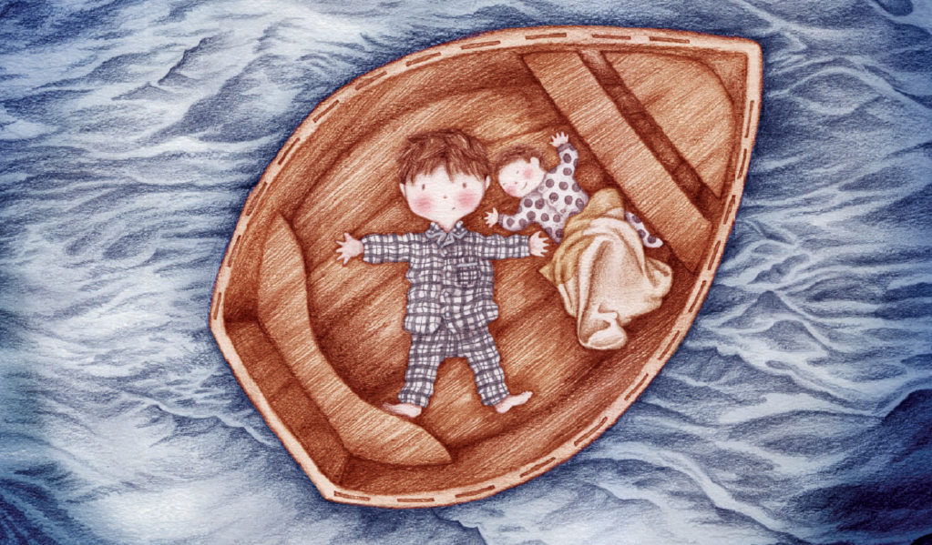 New children's book from our Head of Perinatal Services