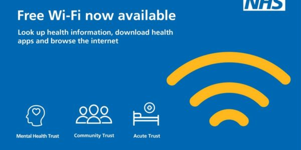 Free wifi at our sites from 1st April