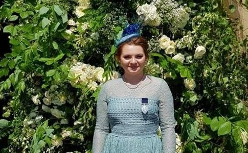 Oxford Health's Courtney Hughes joins A-list guests as attendee at royal wedding