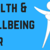 Health and Wellbeing text