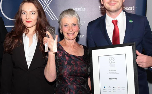 Oxford Health partners win awards