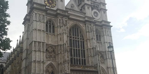 NHS 70 at Westminster Abbey