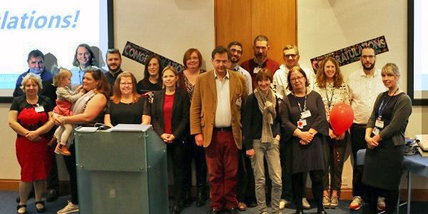 Peer Support Workers graduate from Oxford Health training programme