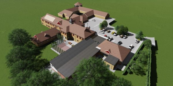 Oxford Health new £8.5m learning disabilities low secure unit confirmed