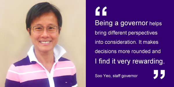 What inspires our governors in their role?