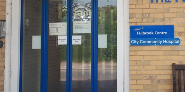Temporary Closure of City Community Hospital