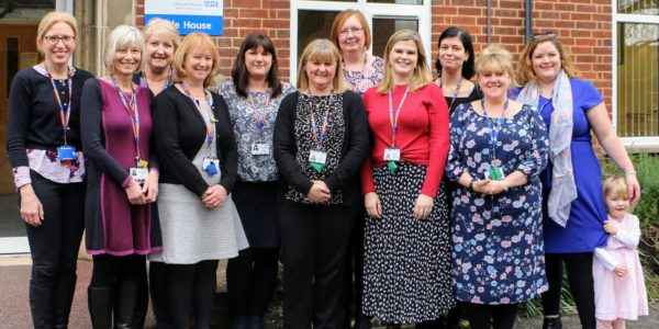 New service for pregnant women, mothers and families