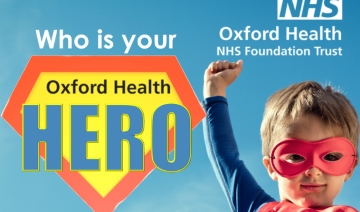 Who'll be the 2019 Oxford Health hero? – nominations now open