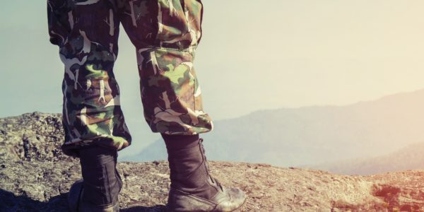 We want your boots on the ground this Armed Forces Week