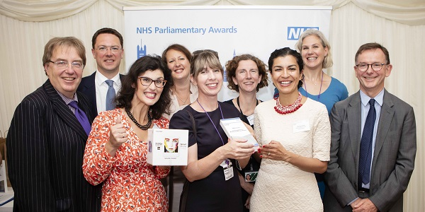 Oxfordshire Mental Health Partnership wins NHS Parliamentary Awards for Excellence in Mental Health Care