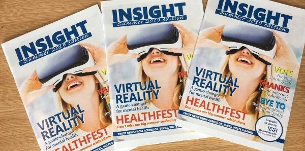 Read all about it! New-look Insight magazine is out