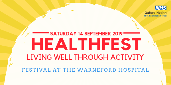 Roll up, roll up: HealthFest is back