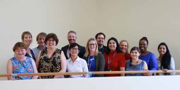 Oxford Healthcare Improvement celebrates success