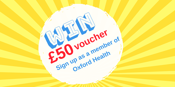 Become a member of Oxford Health