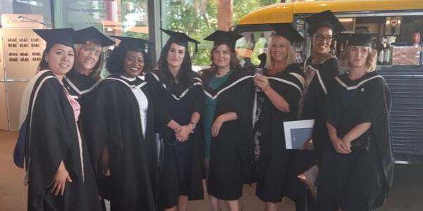 First registered nursing associates celebrate graduation