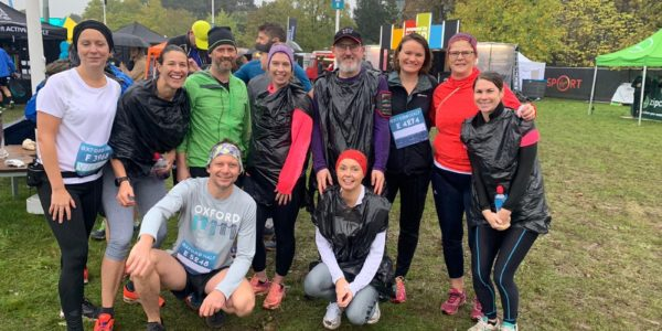 Team OH4OH smash the Oxford Half Marathon and their fundraising target