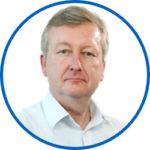 Headshot of board member, Jonathan Asbridge