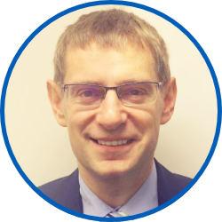 Headshot of board member, Mark Hancock