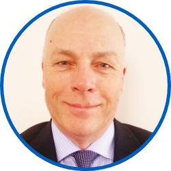 Headshot of board member, Tim Boylin