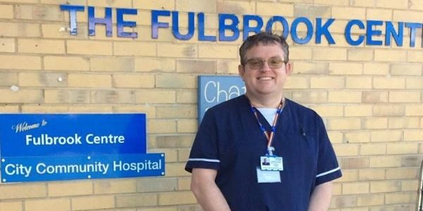 Tales from the frontline: Senior nurse beats Covid to return to City Community Hospital