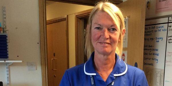 Nurse Patricia's shock at winning Le Manoir prize