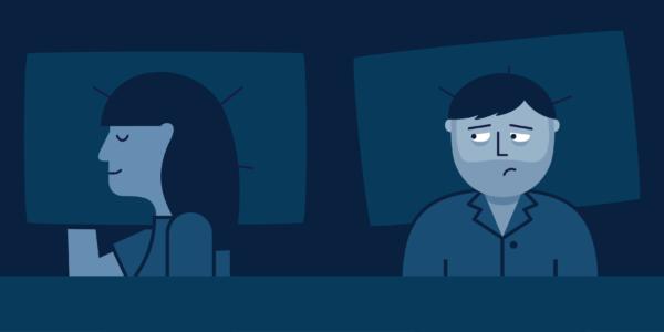 Virtual expert at hand to improve sleep