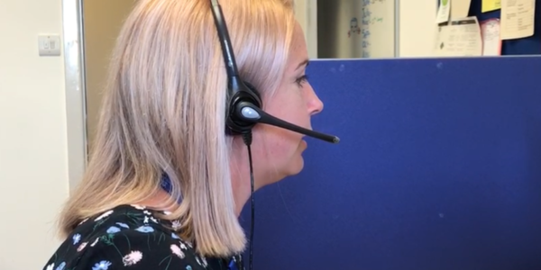 Calls now free as helpline marks 1,000th call