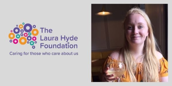 Poster about The Laura Hyde Foundation
