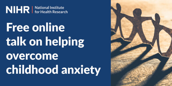 Free online talks about health research