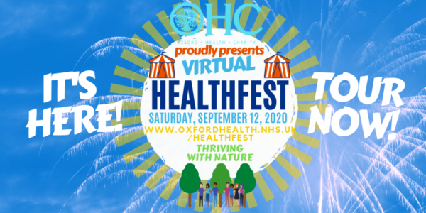 It's here! Take your tour of HealthFest 2020