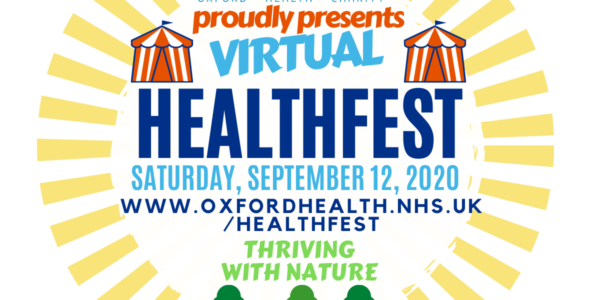Virtual HealthFest @September 12: You can't come to us, so we're bringing the fun to you