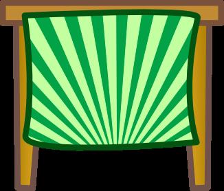Green Alert tent stall