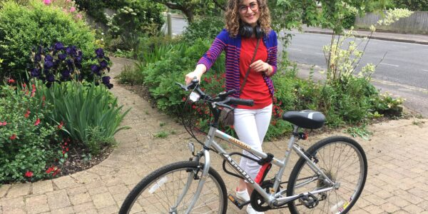 Oxford Health Charity helps more key workers to travel by cycle