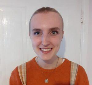 Portrait of Becca Maule