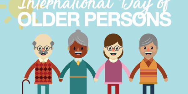 Celebrate Older People's Day with us!