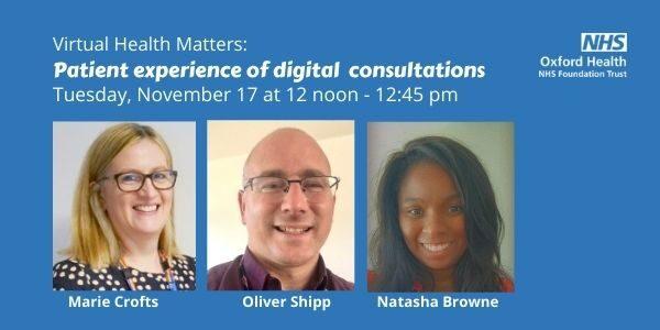 Health Matters: Meet the speakers