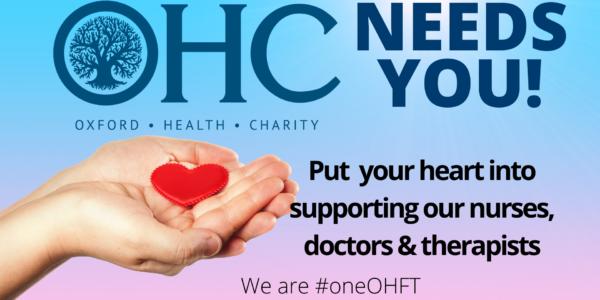 Oxford Health Cares needs you!