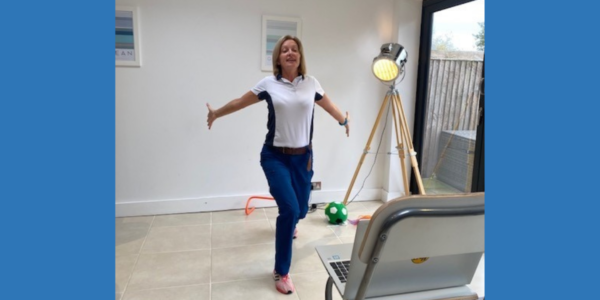 Physiotherapy Service goes digital to help keep people active
