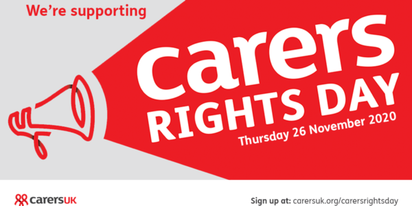 We're supporting Carers Rights Day