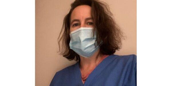 Covid vaccination a monumental moment for nurse Nicola