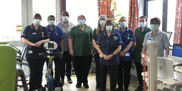 Praise for Bicester Community Hospital Ward on Well Done Wednesday
