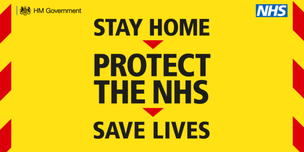 Stay home protect the nhs save lives