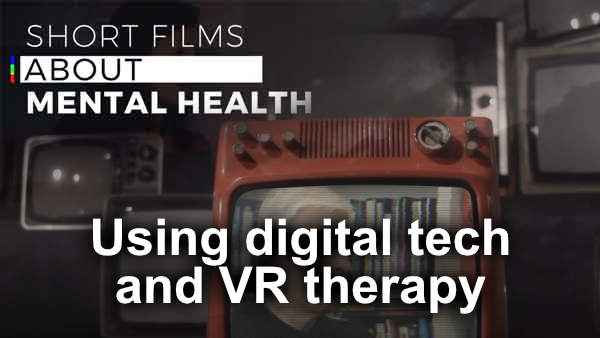 Thumbnail for digital tech and VR therapy video.
